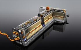 батарея электрокара Chevrolet Volt