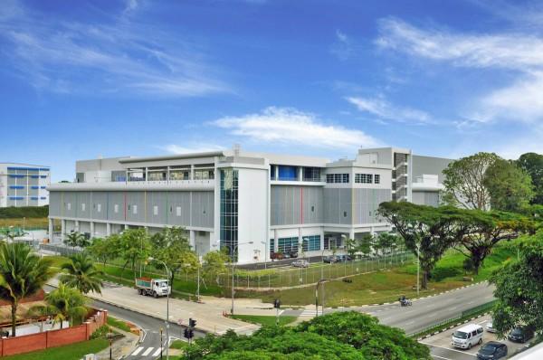 дата-центр Google в Азии
