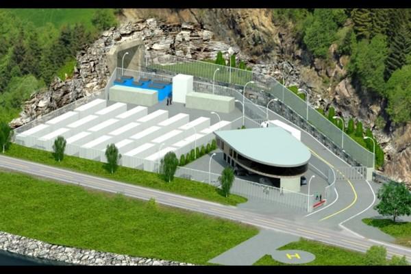 Lefdal Mine