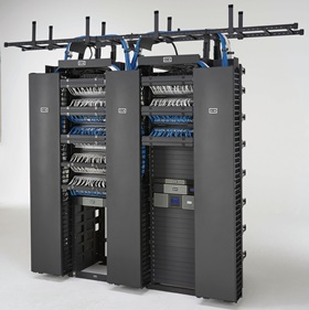 Eaton B-Line Series High Density Network Rack System (HDNR)