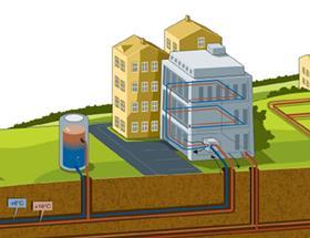 Как повторно использовать тепло, генерируемое серверами в ЦОД