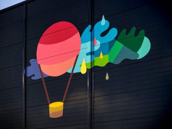 как дата-центры Google превращаются в арт-объекты
