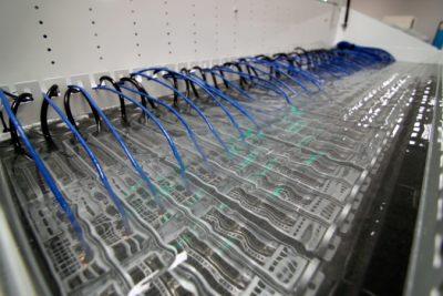 Система иммерсионного охлаждения серверов Green Revolution Cooling