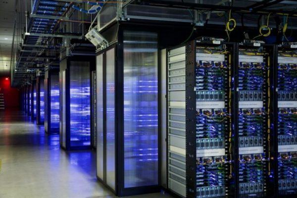 дата-центр Facebook в Орегоне