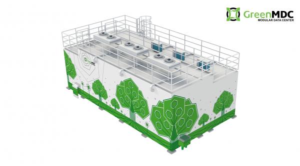 GreenMDC модульный ЦОД