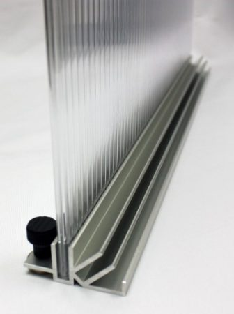 Rack Top Baffle
