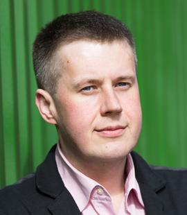 Федор Клименко, генеральный директор GreenMDC