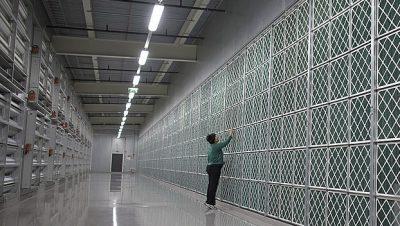 очистка воздуха в дата-центре