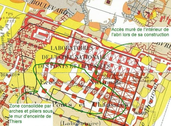 подземный дата-центр C14 Fallout Shelter в Париже