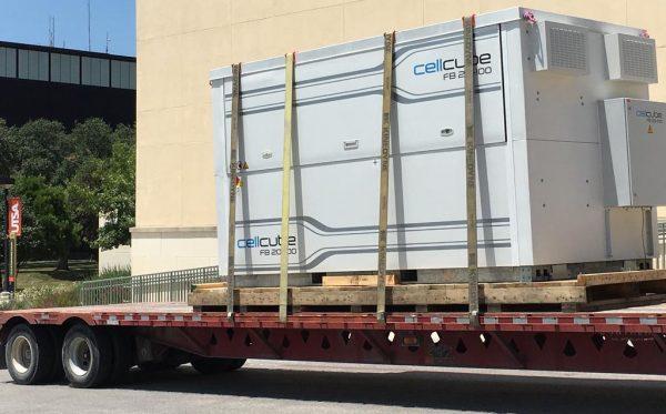проточная батарея Redflow Energy Storage Solutions