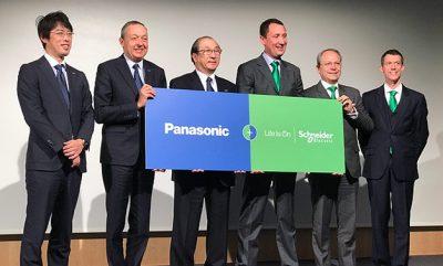 Panasonic и Schneider Electric