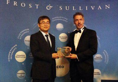 Huawei получил награду «Модульный ИБП года 2016»