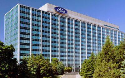 Из-за пожара остановился дата-центр Ford