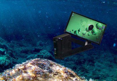дата-центр в глубинах океана