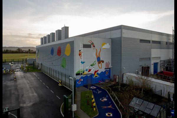 Фотоэкскурсия по ЦОД Google в Ирландии и США