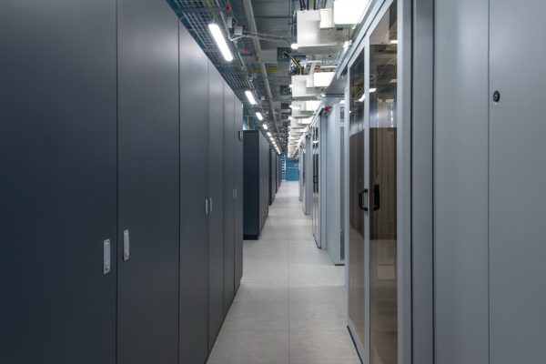 Центра обработки данных «Останкино»