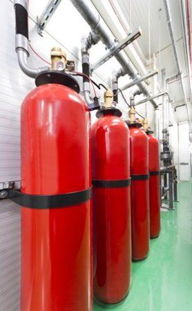 Аварии ЦОД из-за сбоев систем пожаротушения