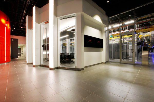 дата-центр Equinix DC12