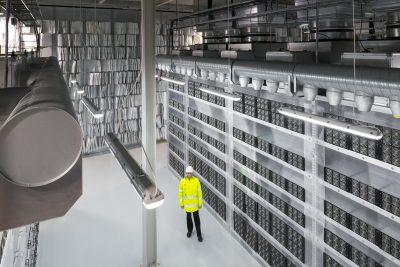 ЦОД Verne Global на бывшей базе НАТО в Исландии