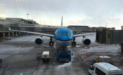 авария в ЦОД авиакомпании KLM