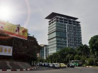 дата-центр Myint & Associates Telecoms в Янгоне