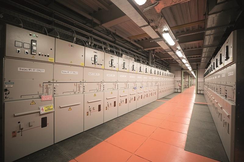 Фото 10. Контроль над всеми ключевыми подсистемами дата-центра осуществляется из диспетчерской