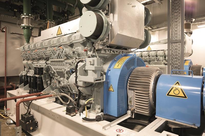 Фото 3. В «Авантаже» 14 систем гарантированного электропитания ДРИБП HiTec Power Protection