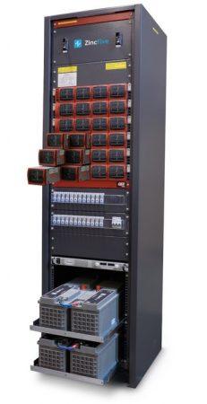 ИБП для дата-центра на базе никель-цинковых аккумуляторов