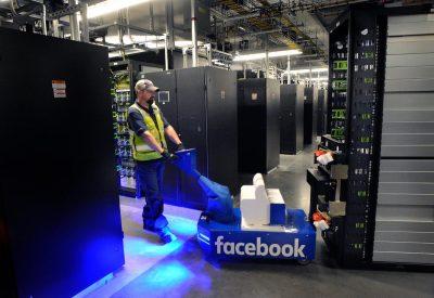 ЦОД Facebook в Лос-Лунас