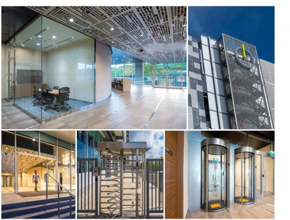 Фотоэкскурсия по дата-центру Singapore Woodlands компании Global Switch