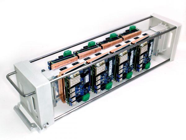 Инновационная система охлаждения серверов в ЦОД от Forced Physics