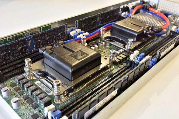 Submer и ZutaCore представили фирменную технологию жидкостного охлаждения серверов на Open Compute Summit 2019