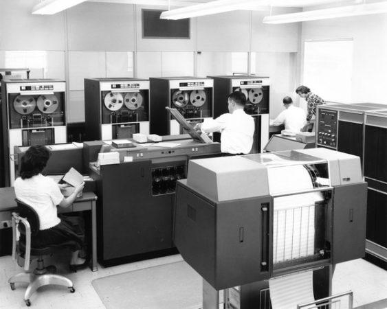 Фотоэкскурсия по дата-центру Chemical Abstracts Serviceв в Колумбусе
