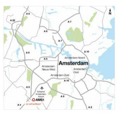 Фотоэкскурсия по дата-центру e-shelter в Нидерландах