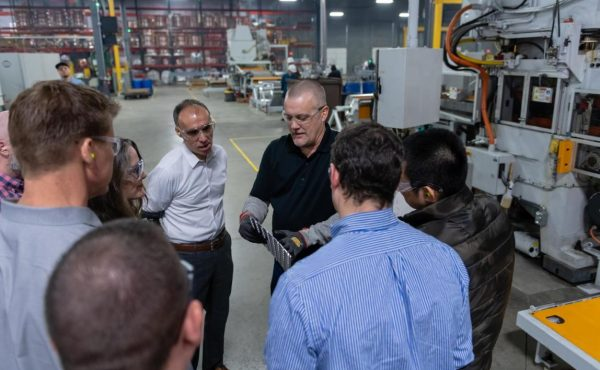 Фотоэкскурсия по заводу производителя систем охлаждения ЦОД Nortek