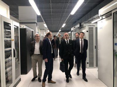 Фотоэкскурсия по новому дата-центру парижской мэрии