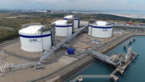 Сингапурский терминал сжиженного природного газа
