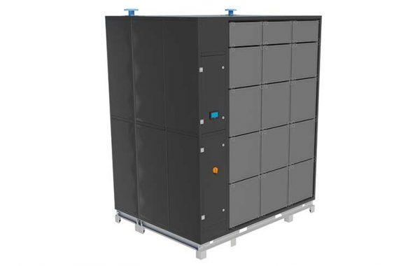 Airedale предлагает прецизионный кондиционер AireWall для центра обработки данных