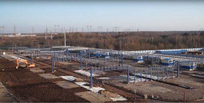 Концерн Росэнергоатом запустил инфраструктурную площадку для размещения модульных ЦОД в Тверской области