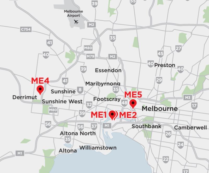 Фотоэкскурсия по новому дата-центру Equinix ME2 в австралийском Мельбурне