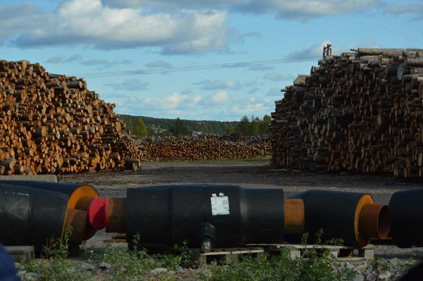 Фотоотчет: в Швеции из дерева строят ЦОД с системой рекуперации тепла