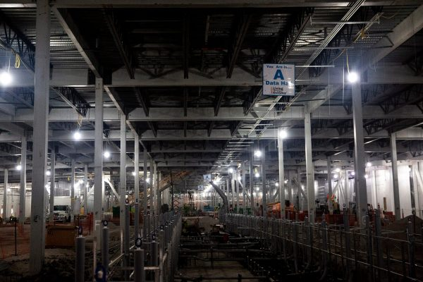 Фотоэкскурсия по строящемуся кампусу ЦОД Facebook в Алтуне (США)