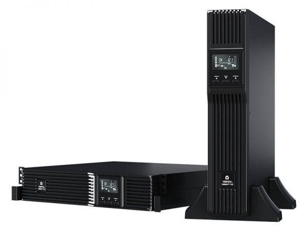 Vertiv добавляет литий-ионные аккумуляторы в однофазные ИБП для микро-дата-центров и выводит свои акции на биржи