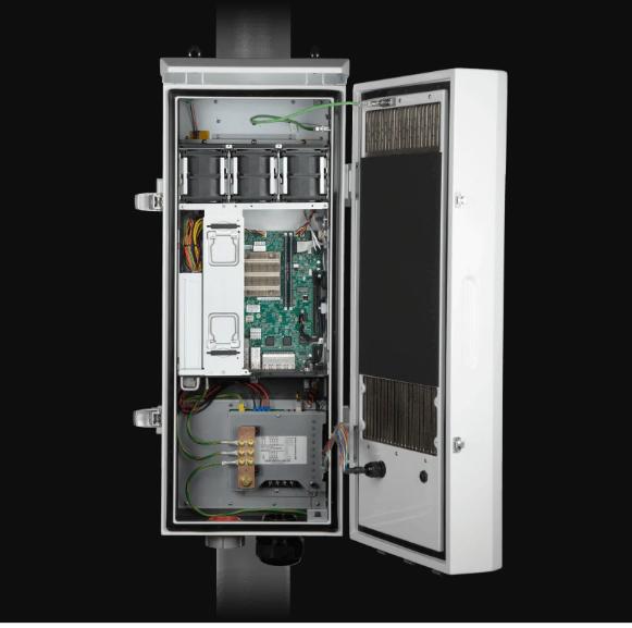 Supermicro представляет микро-ЦОД для обслуживания телекоммуникационных вышек класса 5G