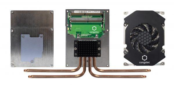 Congatec представляет новые охлаждающие решения для микро-серверов