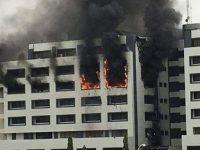 Нигерийские власти восстанавливают финансовую платформу после пожара рядом с серверной