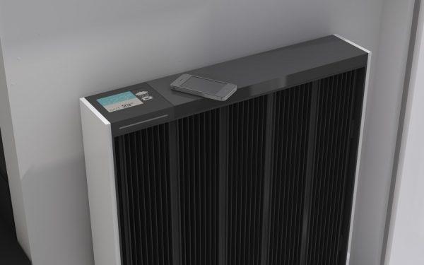"""Фирма Qarnot привлекла 6,5 млн долларов для создания распределенной вычислительной инфраструктуры на основе """"цифровых радиаторов"""""""