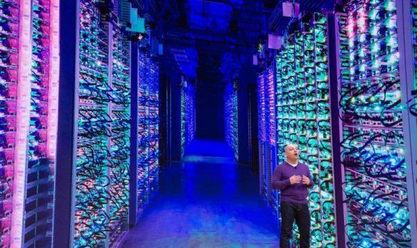 Фотоотчет: как организовано водопользование в дата-центрах Google