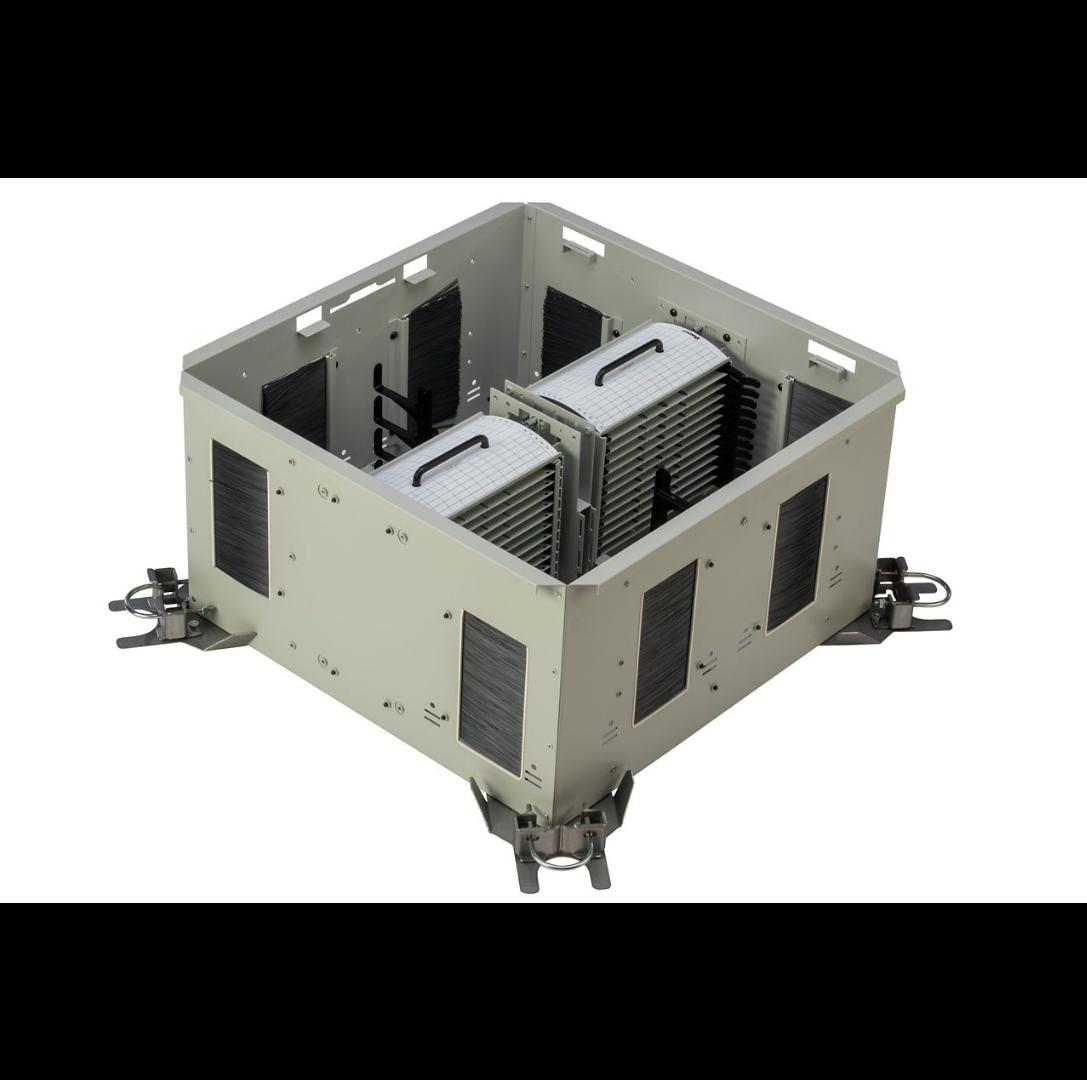 Новая высокоплотная структурированная кабельная система Panduit поможет снизить нагрузку на систему охлаждения серверов в ЦОД