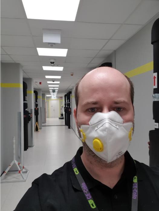 Фотоотчет о работе ЦОД в условиях пандемии COVID-19: примеры Colo, CoreSite, GPX и iomart